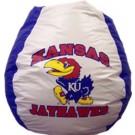 Kansas Jayhawks Collegiate Bean Bag Chair