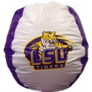 Louisiana State (LSU) Tigers Collegiate Bean Bag Chair