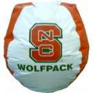 North Carolina State Wolfpack Collegiate Bean Bag Chair