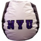 New York Violets Collegiate Bean Bag Chair