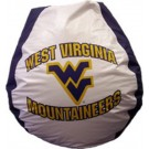 West Virginia Mountaineers Collegiate Bean Bag Chair