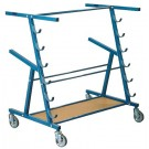 Volleyball Equipment Carrier from Spalding