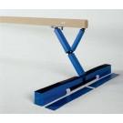 Reflex Balance Beam Leg Pads from American Athletic, Inc