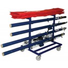 Volleyball Equipment Cart from Spalding
