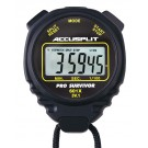 ACCUSPLIT A601X PRO SURVIVOR ™ Stopwatch - Black
