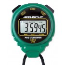 ACCUSPLIT A601X PRO SURVIVOR ™ Stopwatch - Green