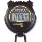 Accusplit S3MAGXLBK Survivor III Stopwatch