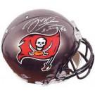 Mike Alstott Autographed Tampa Bay Buccaneers Pro Line Helmet