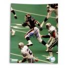 "Ottis ""OJ"" Anderson Autographed New York Giants (Running Versus Dallas) 8"" x 10"" Photograph (Unframed)"