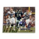 "Ottis ""OJ"" Anderson Autographed New York Giants 8"" x 10"" Super Bowl XXV MVP Photograph (Unframed)"