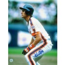 "Kevin Elster New York Mets Autographed 8"" x 10"" Unframed Photograph (Base Running)"