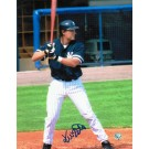 "Kevin Elster New York Yankees Autographed 8"" x 10"" Unframed Photograph (At The Plate)"