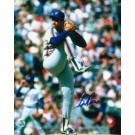 "Sid Fernandez New York Mets Autographed 8"" x 10"" Unframed Photograph (Windup)"