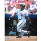 "Kevin Mitchell San Francisco Giants Autographed 8"" x 10"" Unframed Photograph (Swinging)"