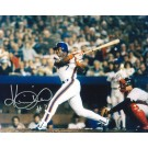 "Kevin Mitchell New York Mets Autographed 8"" x 10"" Unframed Photograph (Hitting)"