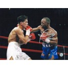 """Tracy Patterson Boxing Autographed 8"""" x 10"""" Unframed Photograph (Punch)"""