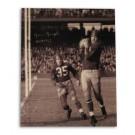 "Sammy Baugh Washington Redskins Autographed 16"" x 20"" Catching Photograph Inscribed ""HOF 1963"" (Unframed)"