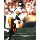 "Mel Blount Autographed ""On The Run"" Pittsburgh Steelers 16"" x 20"" Photo"