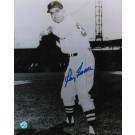 """Ray Boone Boston Braves Autographed 8"""" x 10"""" Unframed Photograph"""