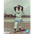 "Ralph Branca Autographed ""Wind Up"" Brooklyn Dodgers 8"" x 10"" Photo"