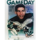 "Timmy Brown Philadelphia Eagles Autographed 8"" x 10"" Unframed Photograph of the Gameday Program"