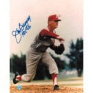 "Jim Bunning Philadelphia Phillies Autographed 8"" x 10"" Unframed Photograph Inscribed with ""HOF 96"""