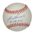"Jose Canseco Autographed Baseball Inscribed with ""88 AL MVP"""