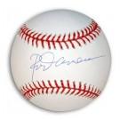 Rod Carew Autographed MLB Baseball