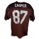 Dave Casper Autographed Oakland Raiders Black Throwback Jersey