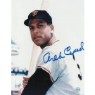 "Orlando Cepeda Autographed ""Batting Stance"" San Francisco Giants 8"" x 10"" Photo"