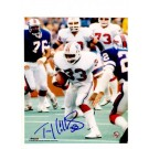 """Tony Collins New England Patriots Autographed 8"""" x 10"""" Photograph (Unframed)"""