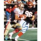 "Roger Craig San Francisco 49ers Autographed 8"" x 10"" Unframed Photograph"