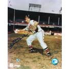 "Alvin Dark Autographed ""Throwing"" Boston Braves 8"" x 10"" Photo"