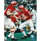 "Len Dawson Kansas City Chiefs Autographed 8"" x 10"" Photograph (Unframed)"