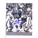 "Joe DeLamielleure Buffalo Bills Autographed 8"" x 10"" Photograph Inscribed with ""HOF 03"" (Unframed)"