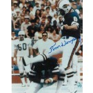 "Tom Dempsey Buffalo Bills Autographed 8"" x 10"" Unframed Photograph"