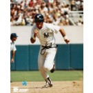 "Bucky Dent Autographed ""Running The Bases"" New York Yankees 8"" x 10"" Photo"