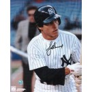 "Bucky Dent Autographed ""Ready To Hit In The Cage"" New York Yankees 8"" x 10"" Photo"