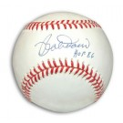 "Bobby Doerr Autographed Baseball Inscribed with ""HOF 86"""