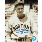 "Bobby Doerr Boston Red Sox Autographed 8"" x 10"" Photograph (Unframed)"