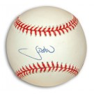 J.D. Drew Autographed National League Baseball
