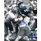 "John Dutton Dallas Cowboys Autographed 8"" x 10"" Photograph (Unframed)"