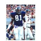 "Carl Eller Minnesota Vikings Autographed 8"" x 10"" vs. Chicago Bears Photograph (Unframed)"
