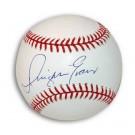 Dwight Evans Autographed MLB Baseball
