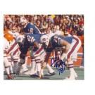 "Dave Foley Buffalo Bills Autographed 8"" x 10"" Horizontal Photograph (Unframed)"