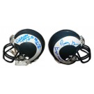 Fearsome Foursome Autographed Riddell Pro Line Helmet