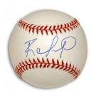 Rafael Furcal Autographed MLB Baseball