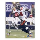 """Joey Galloway Autographed Tampa Bay Buccaneers 8"""" x 10"""" Photograph (Unframed)"""