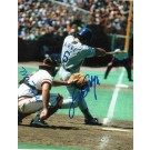 "Steve Garvey Autographed and Marc Hill Dual Signed 8"" x 10"" Photo"