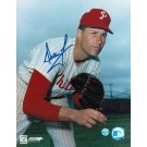 "Dallas Green Philadelphia Phillies Autographed 8"" x 10"" Unframed Photograph"